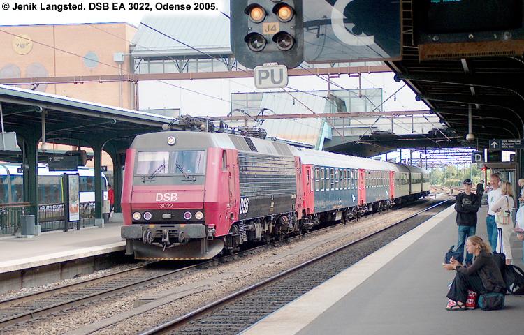 DSB EA 3022