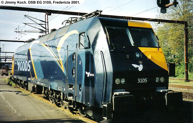 DSB EG 3105