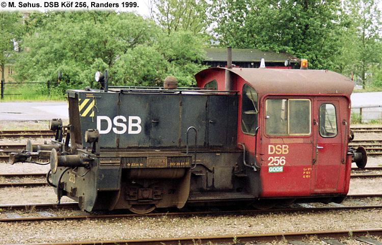 DSB Traktor 256