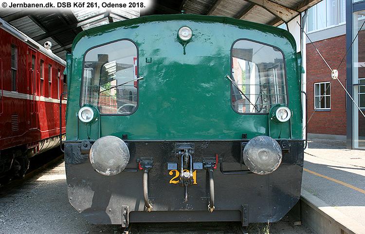DSB Traktor 261