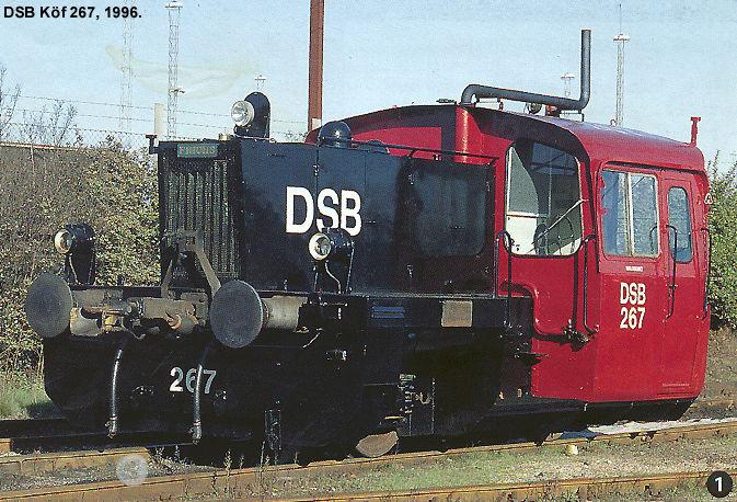 DSB Traktor 267