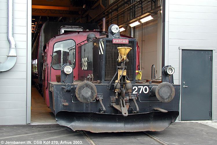 DSB Traktor 270