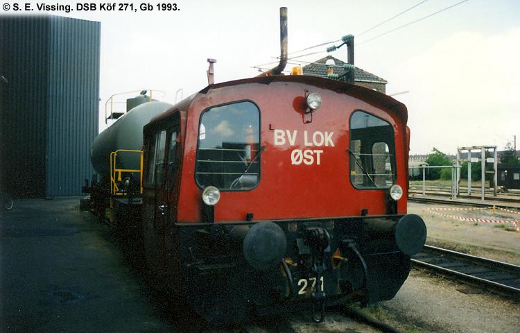 DSB Traktor 271