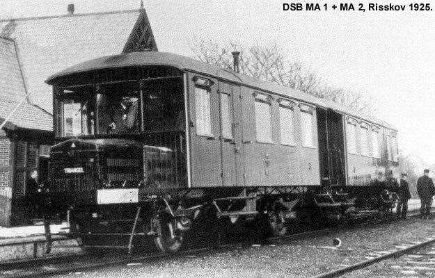 DSB MA 1