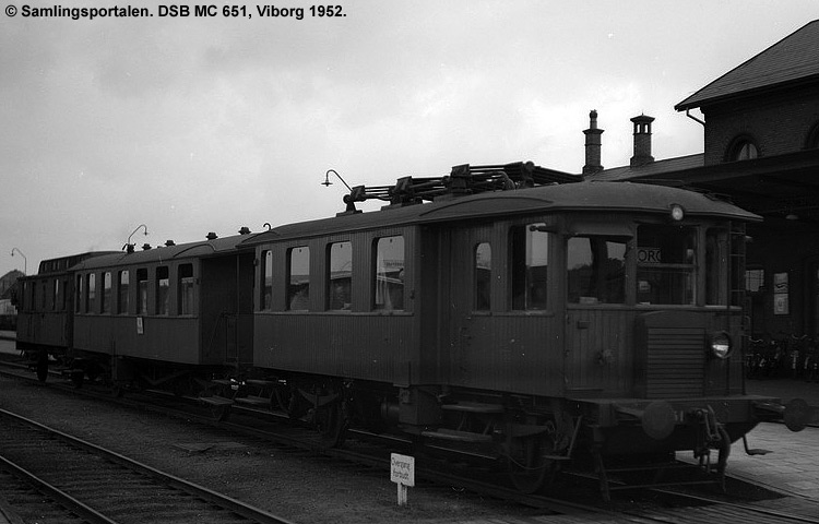 DSB MC651