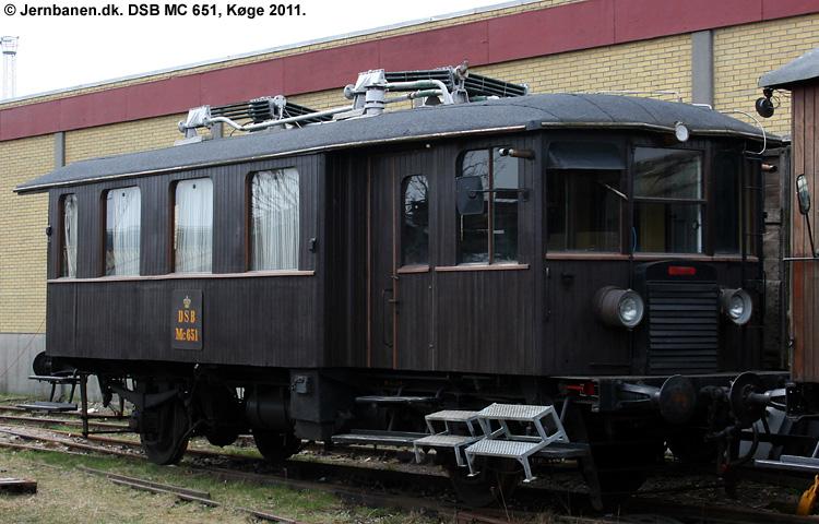 DSB MC 651