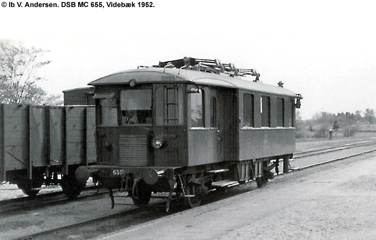 DSB MC655