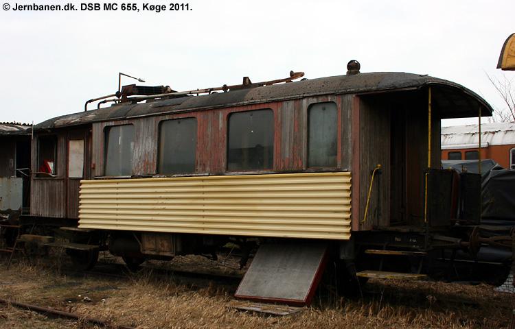 DSB MC 655