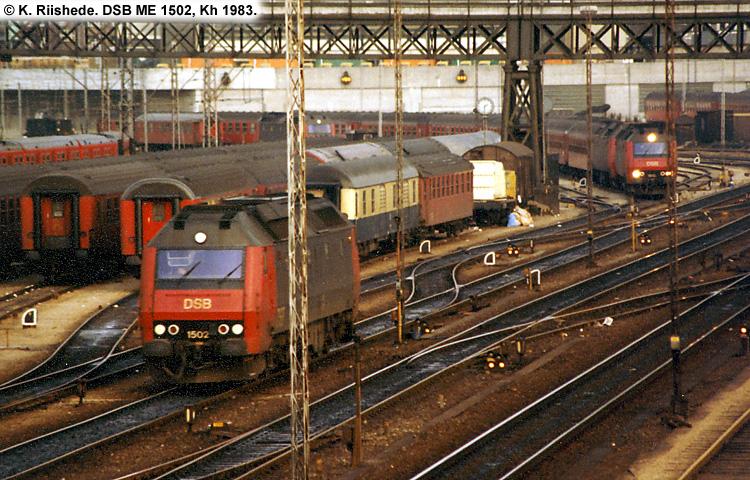 DSB ME 1502