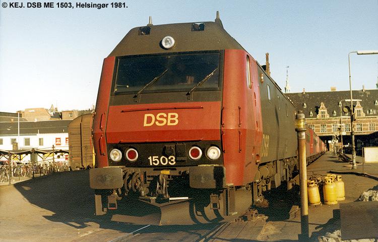DSB ME 1503
