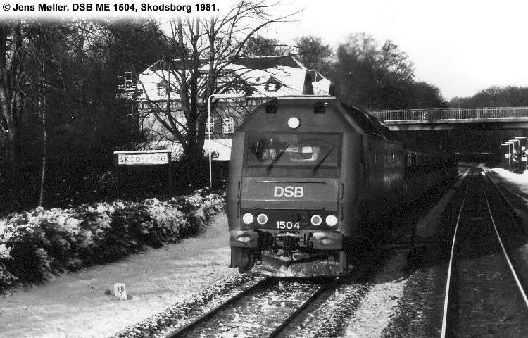 DSB ME1504