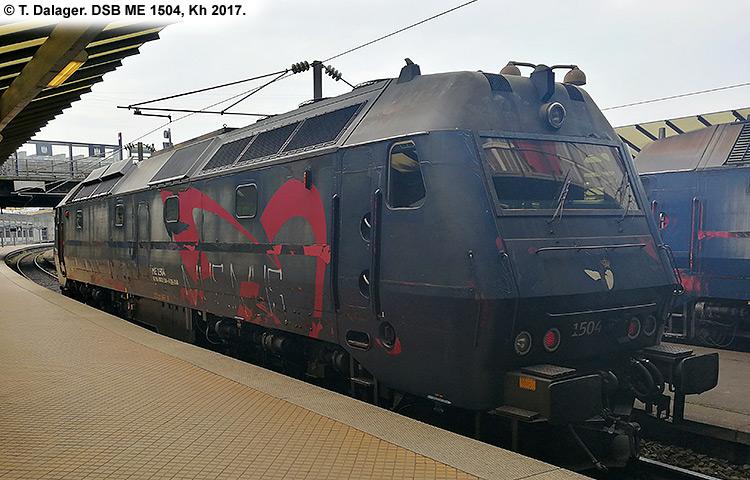 DSB ME1504 2
