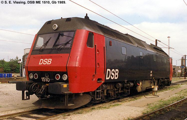 DSB ME1510
