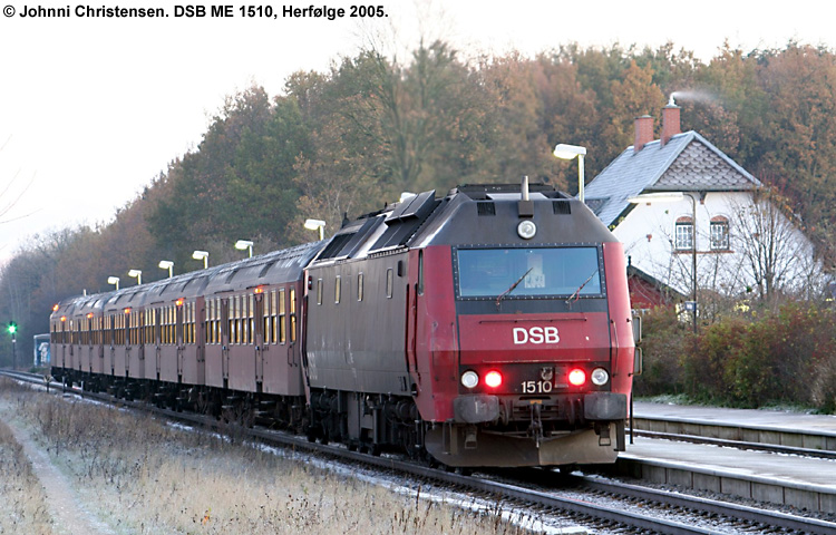 DSB ME1510 2