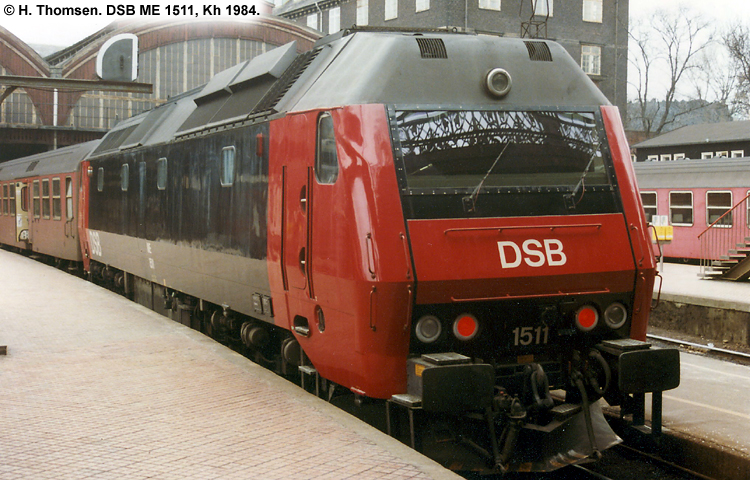 DSB ME 1511