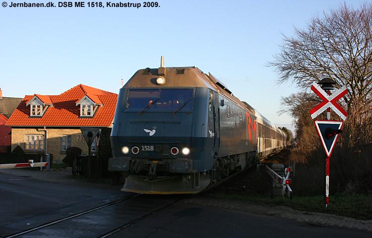 DSB ME 1518