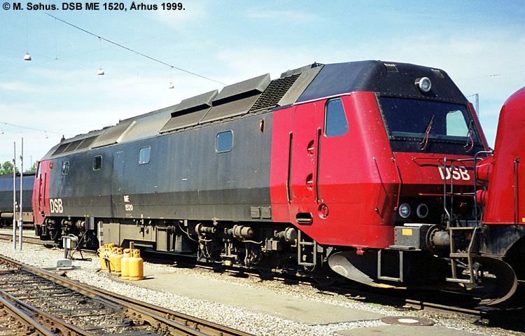 DSB ME 1520