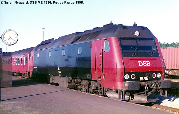 DSB ME 1536