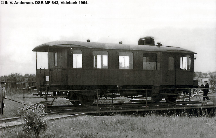 DSB MF643