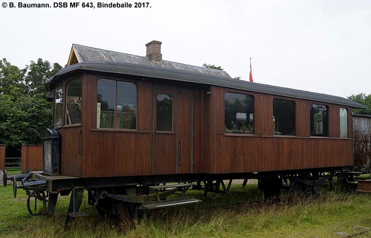 DSB MF 643