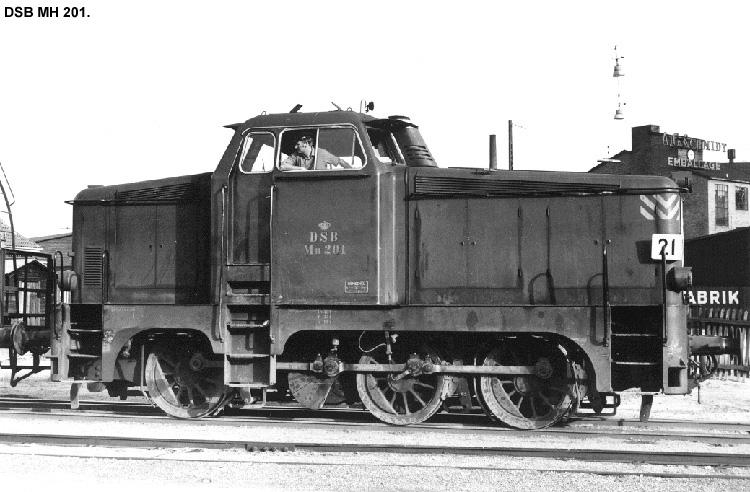 DSB MH201
