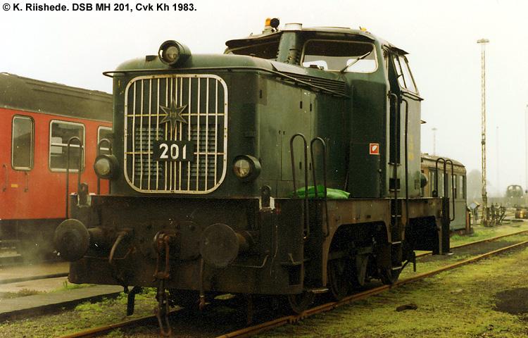 DSB MH 201