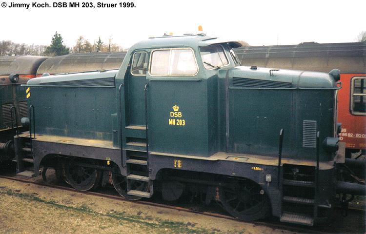 DSB MH203