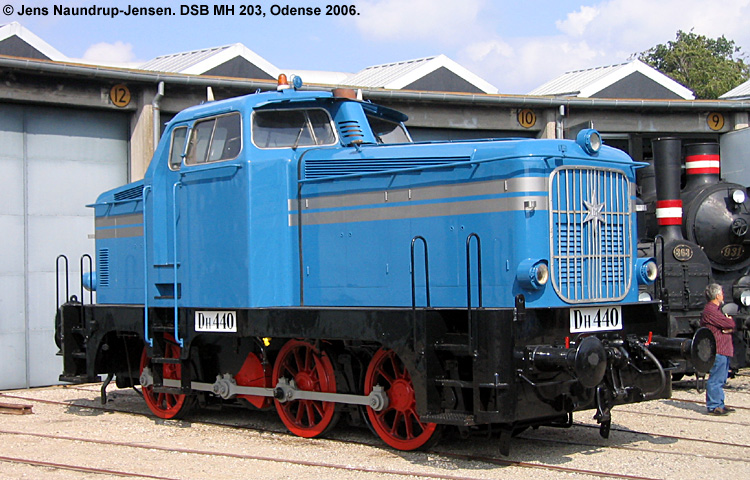 DSB MH 203