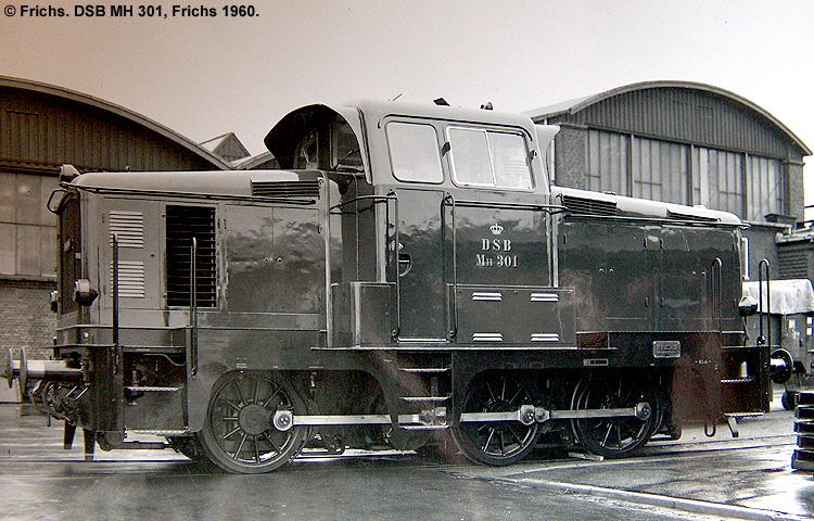 DSB MH 301