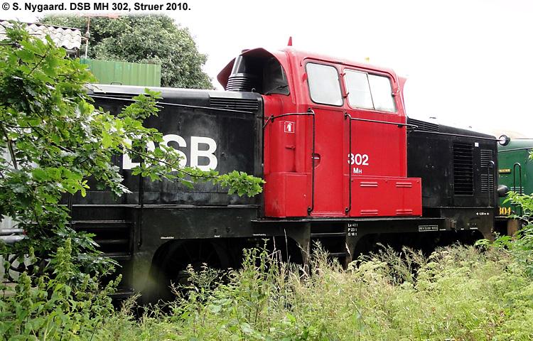 DSB MH 302