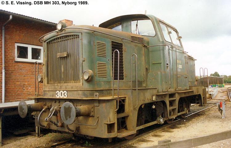 DSB MH 303