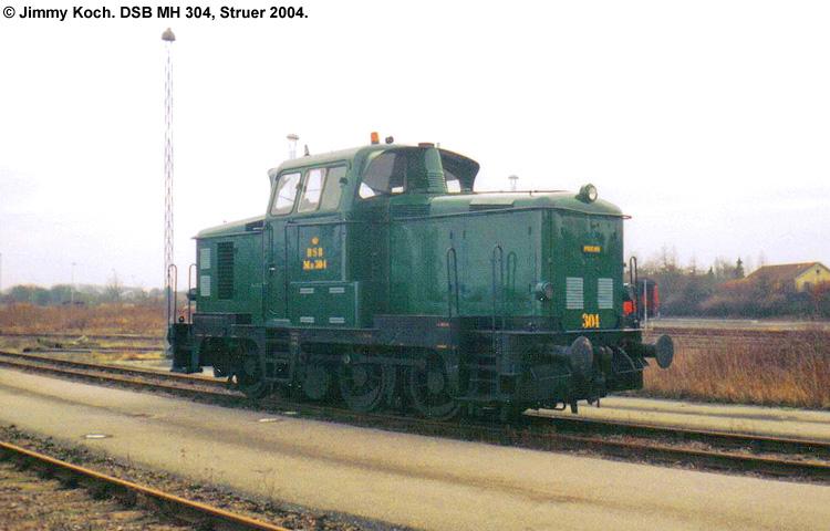 DSB MH 304