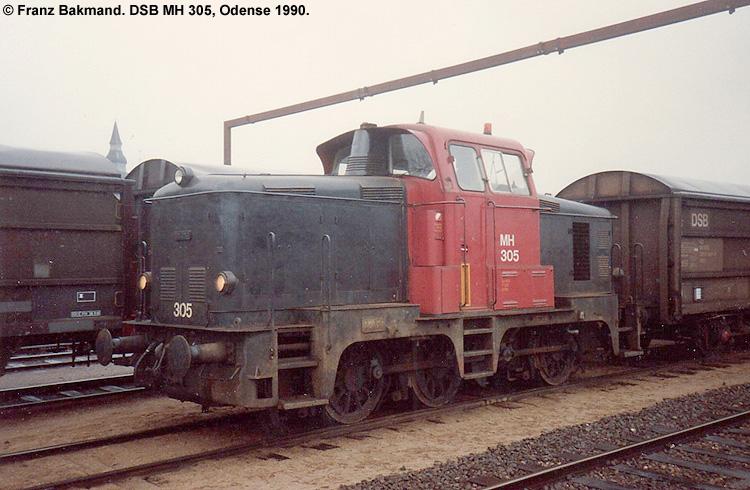 DSB MH 305
