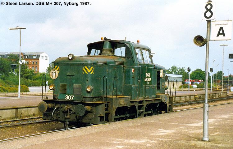 DSB MH 307