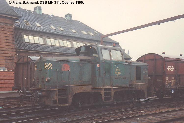 DSB MH 311