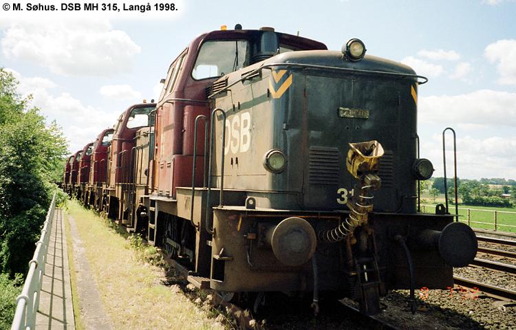 DSB MH 315
