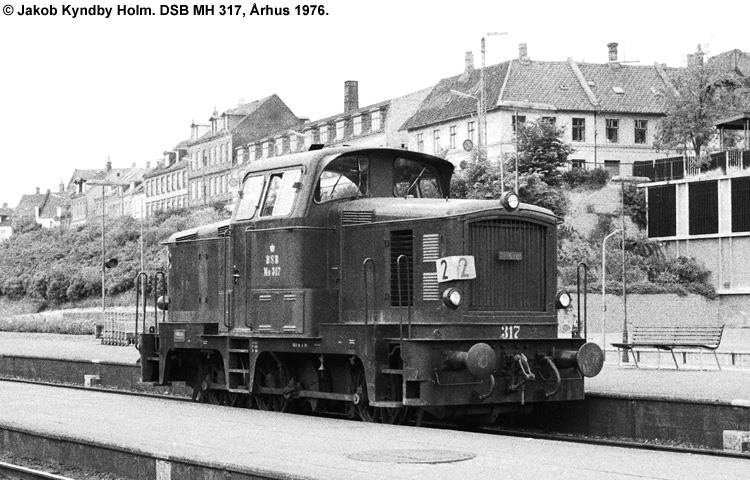 DSB MH 317