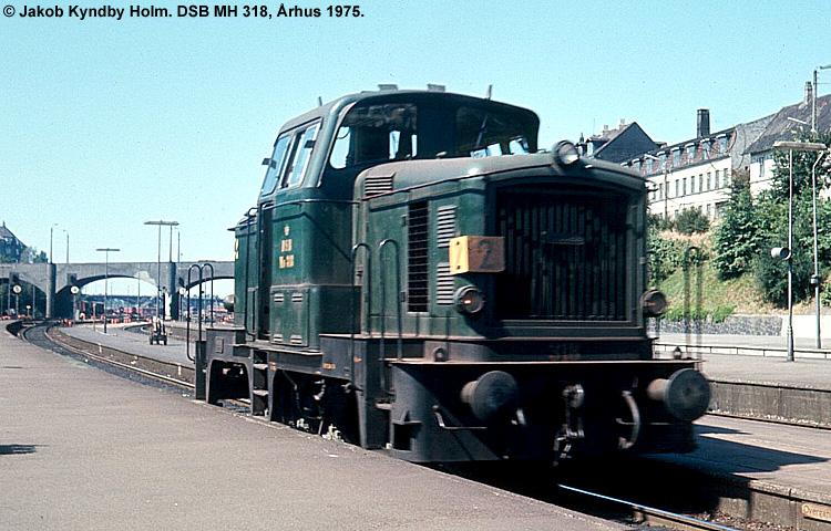 DSB MH 318