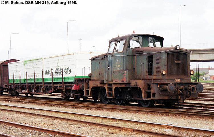 DSB MH319