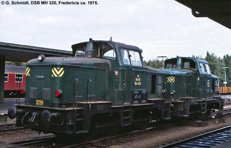 DSB MH 320