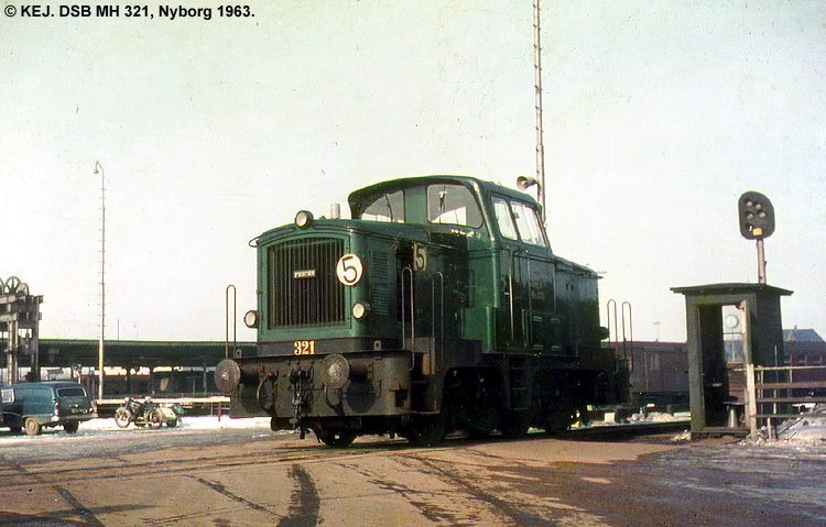 DSB MH 321