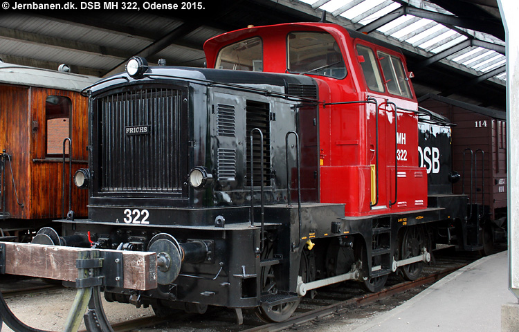 DSB MH 322