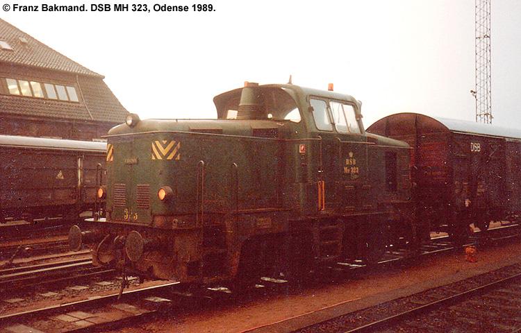 DSB MH323