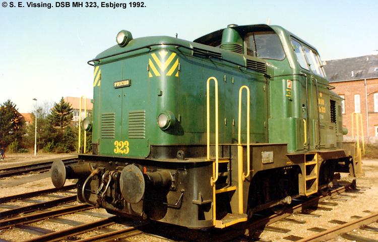 DSB MH 323