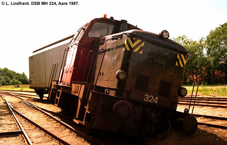 DSB MH 324