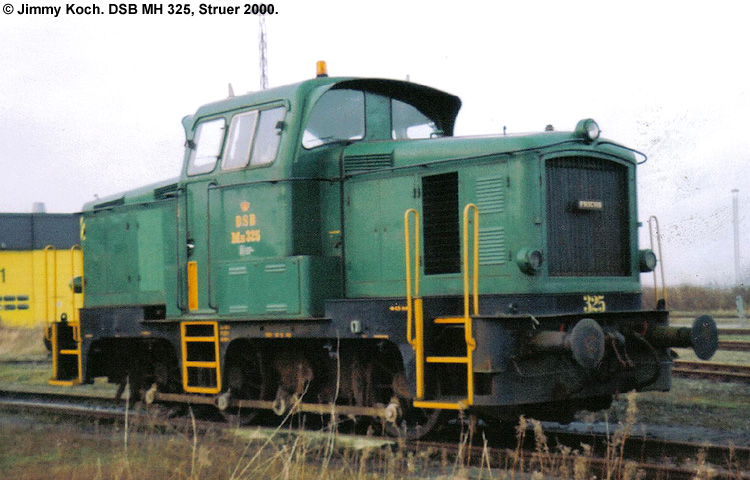 DSB MH 325
