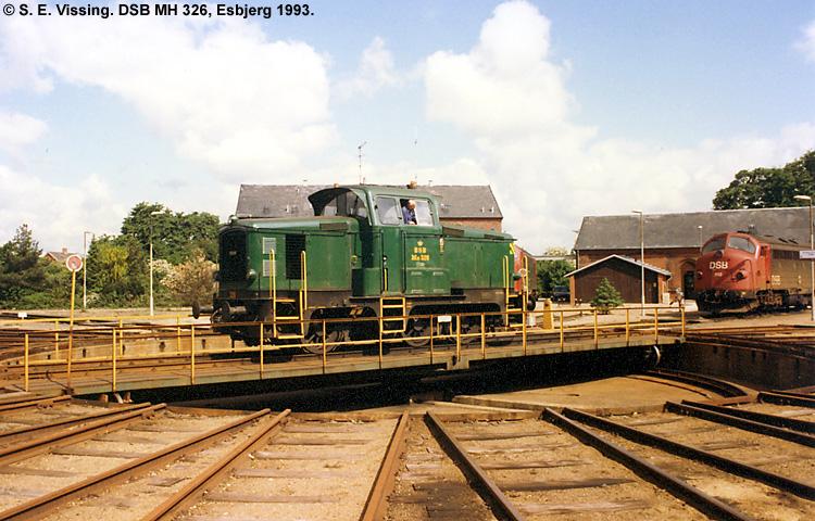 DSB MH 326
