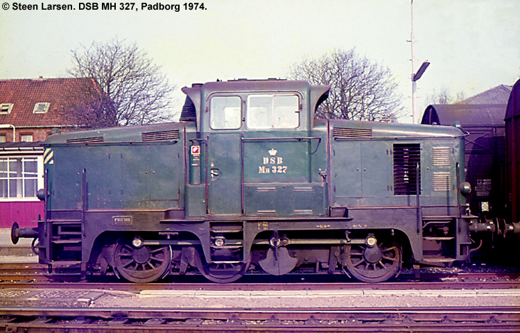 DSB MH 327