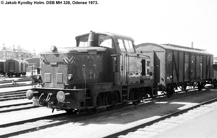 DSB MH328