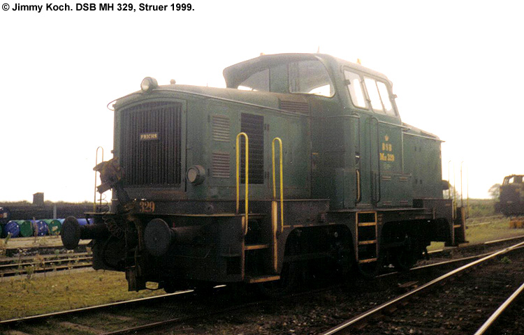 DSB MH 329